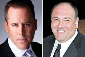 FAREWELL TO VINCE FLYNN & JAMES GANDOLFINI